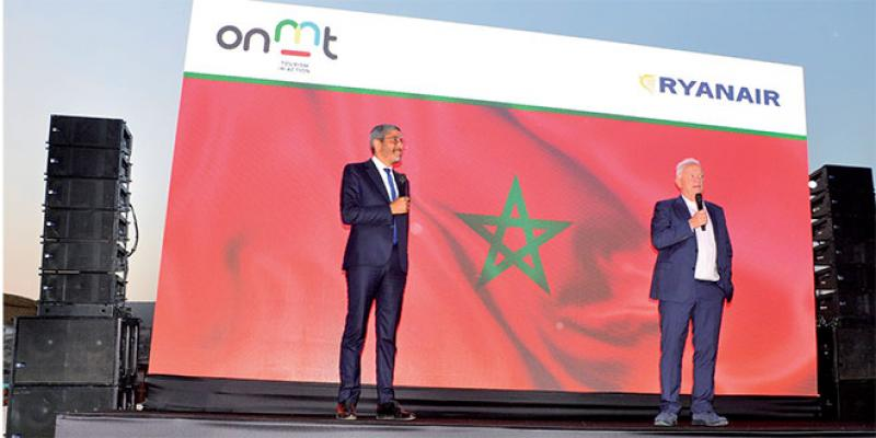 Ryanair lance une nouvelle base à Agadir