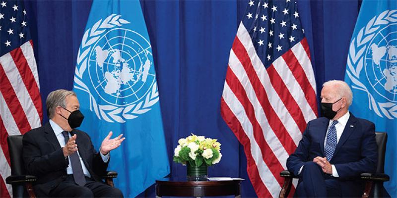 76e AG de l'ONU: «Le monde doit se réveiller…»