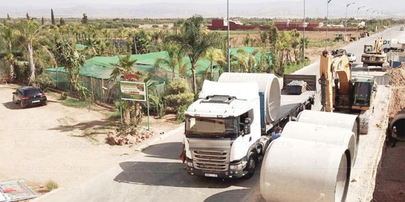 Oujda: 229 millions de DH pour l'eau potable et l'assainissement