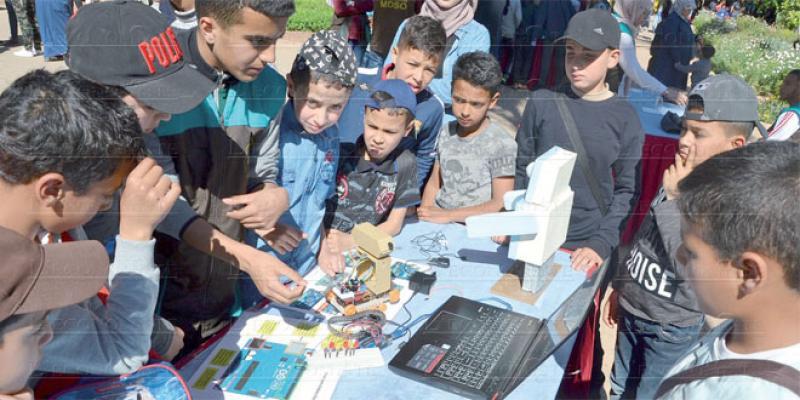 Oujda: Le festival des sciences cartonne
