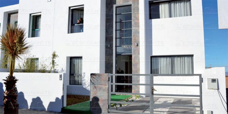 Oujda lance un nouveau concept de villas finies