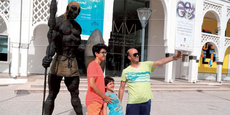 Ousman Sow: Un géant de l'art africain à Rabat