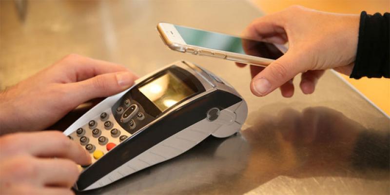 Timide évolution du paiement mobile
