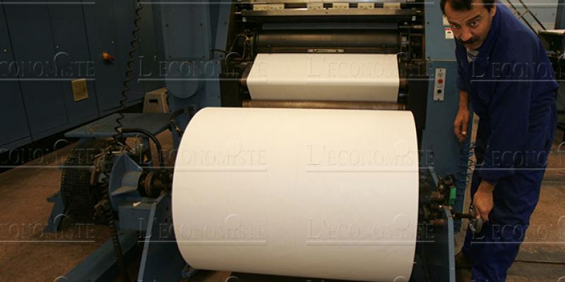 Industrie du papier: Les derniers rescapés de la filière