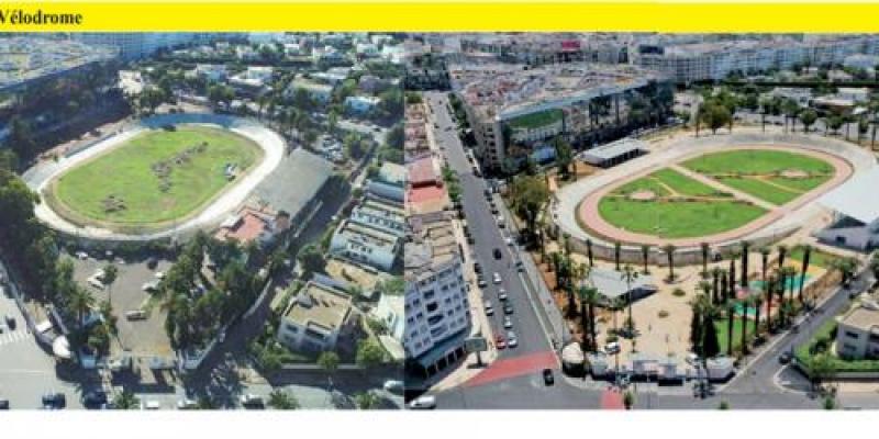 Casablanca s'offre 9.000 m2 d'espaces verts