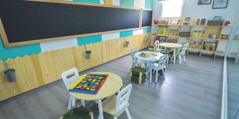 Parascolaire: Un centre pour susciter l'envie d'apprendre