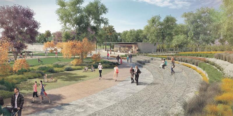 Parc urbain du vélodrome: Un nouvel espace de détente pour les Casablancais