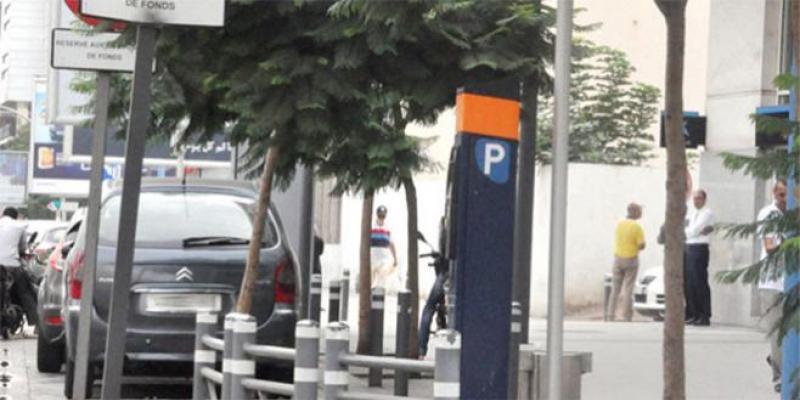 Rabat parking épinglée par la Cour des comptes