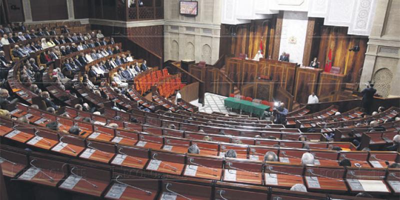 Parlement: Les priorités de la session extraordinaire