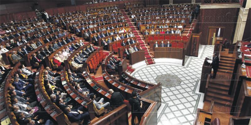 Parlement: Les chantiers de la session d'avril