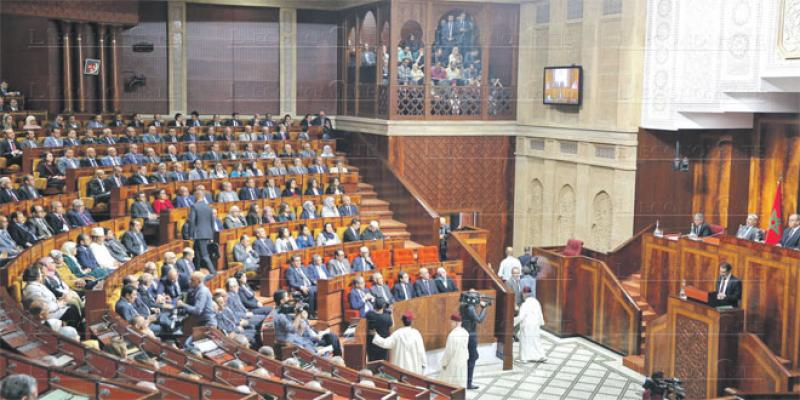 Parlement: Des textes stratégiques adoptés avant la clôture