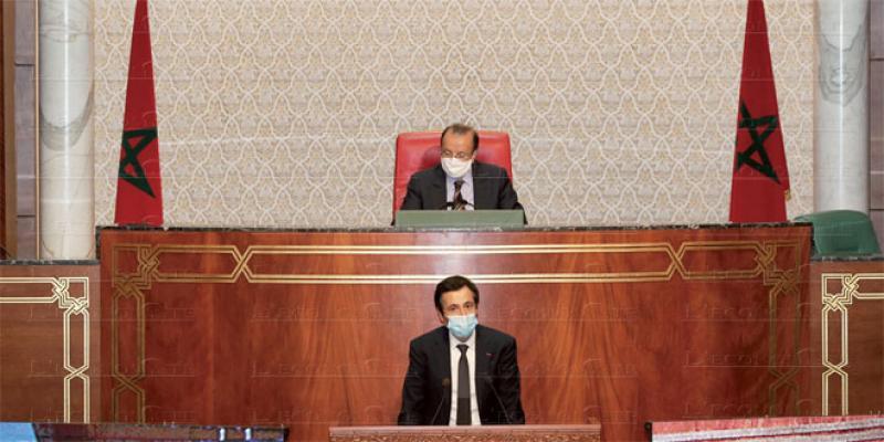 Parlement/session extraordinaire: Des textes stratégiques à l'ordre du jour