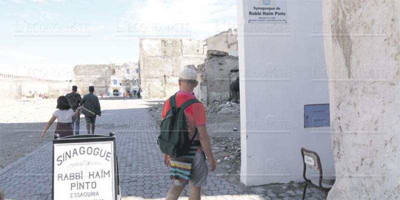 Des pèlerins juifs du monde entier réunis à Essaouira