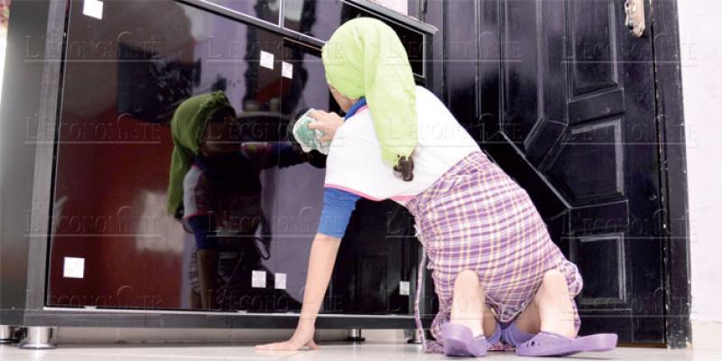 Petites bonnes, grandes peines! L'histoire bouleversante des filles domestiques d'Al Haouz