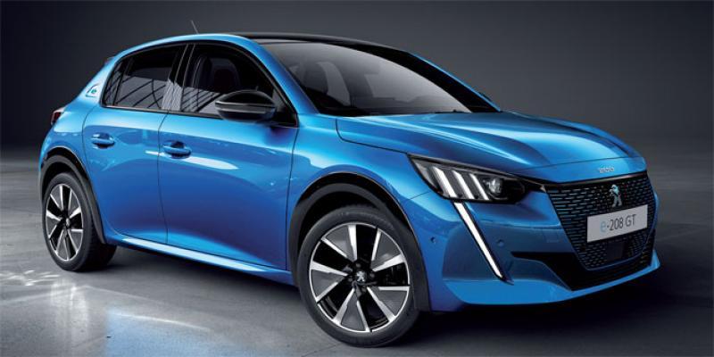 Nouvelle Peugeot 208: La féline se rebiffe