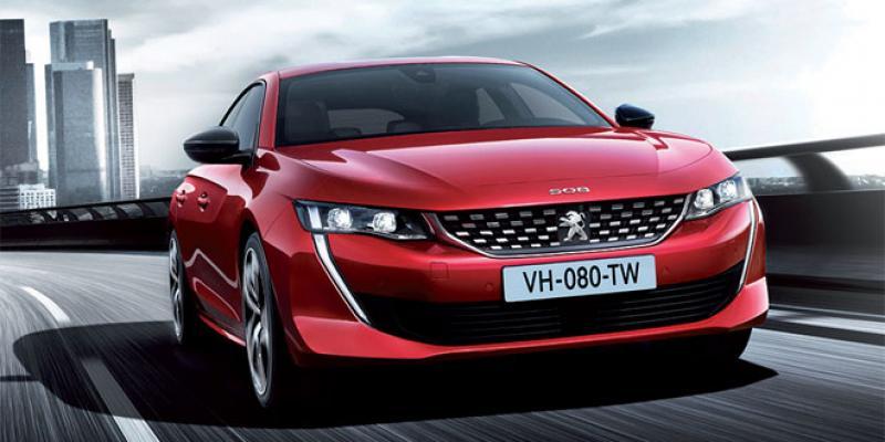 Peugeot se relance dans le premium avec la nouvelle 508