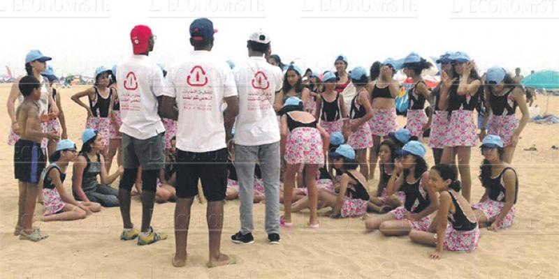 Agadir veut garder ses plages propres