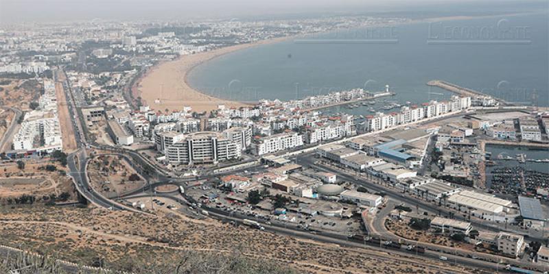 Dossier Agadir - Le plan Marshall du Grand Agadir