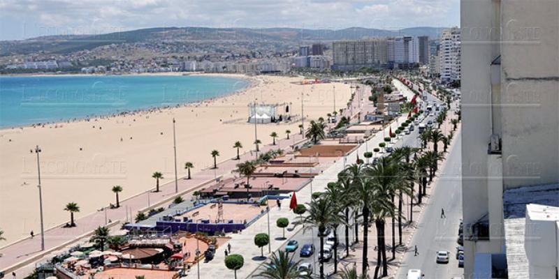 Dossier Tanger - -Un pôle fort d'investissement