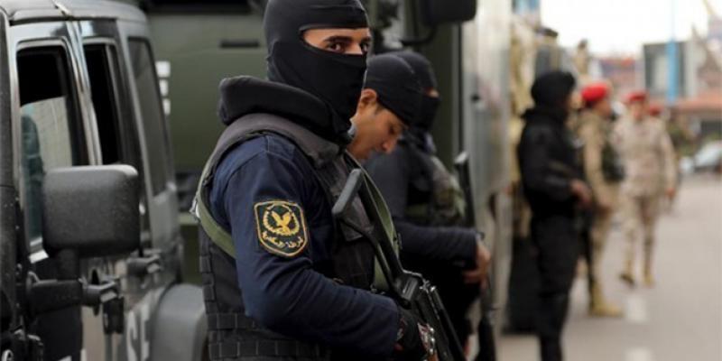 Égypte: La police abat plusieurs terroristes présumés