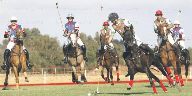 Le polo à l'honneur à RabatLe polo à l'honneur à Rabat