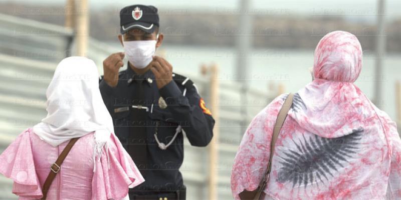 Port du masque, distanciation… Les autorités durcissent les contrôles