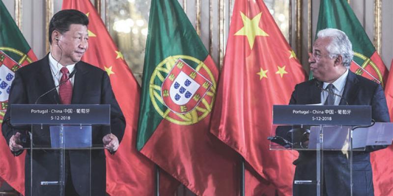 Le Portugal séduit par les nouvelles routes de la soie