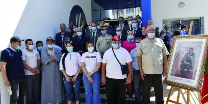 Accompagnement post-carcéral: Un nouveau centre stratégique pour Meknès