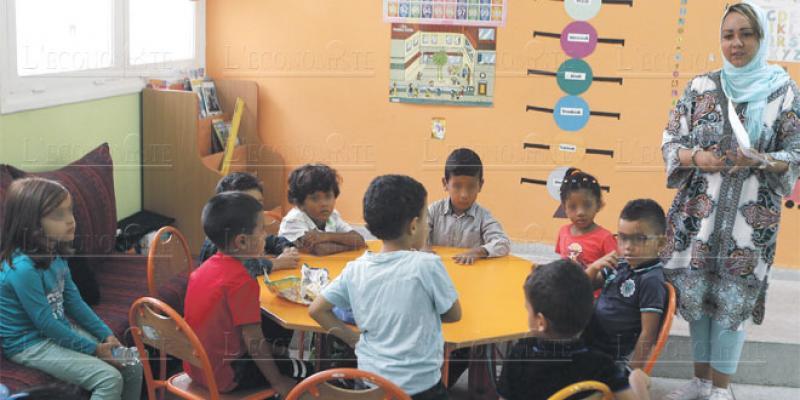 Préscolaire: Un enseignement gratuit et de qualité