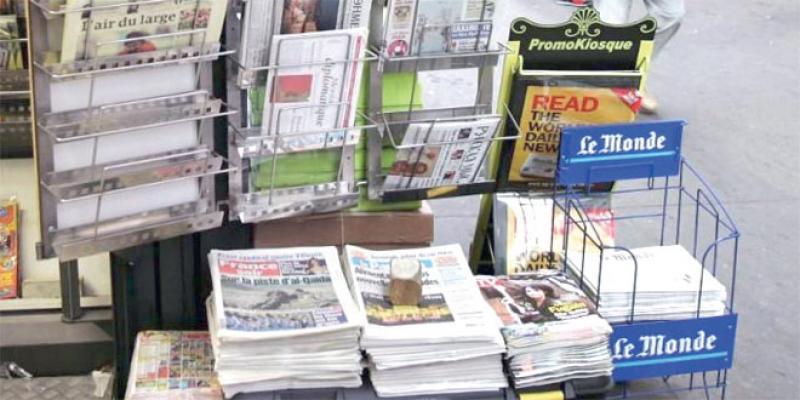 Confinement, la presse parmi les produits essentiels