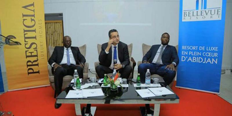 Addoha accélère sa croissance en Afrique-DNES à Abidjan, Moulay Ahmed BELGHITI