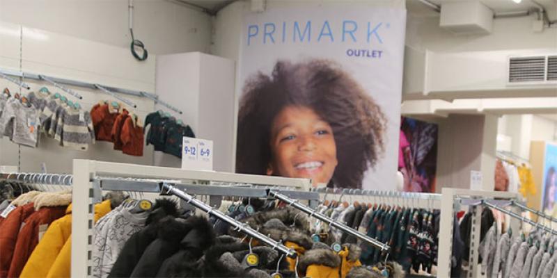 Premier outlet Primark au Maroc