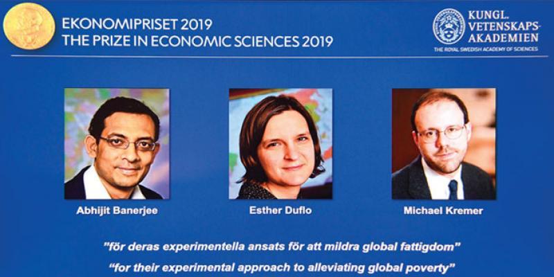 Nobel d'économie: Des travaux sur la pauvreté récompensés