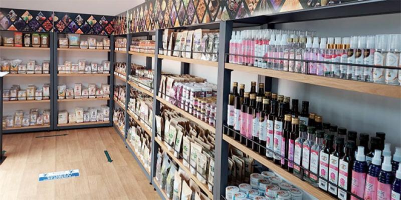 Commerce: Des kiosques attractifs pour les produits du terroir