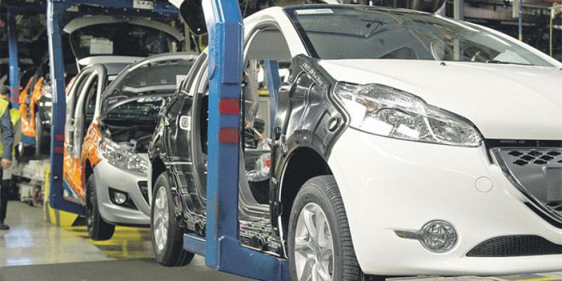 PSA: L'usine de Kenitra produira la Peugeot 208