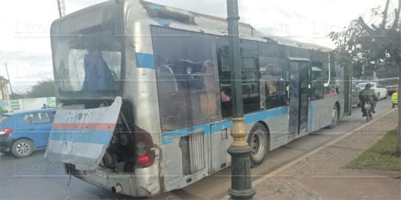 Rabat en panne de bus