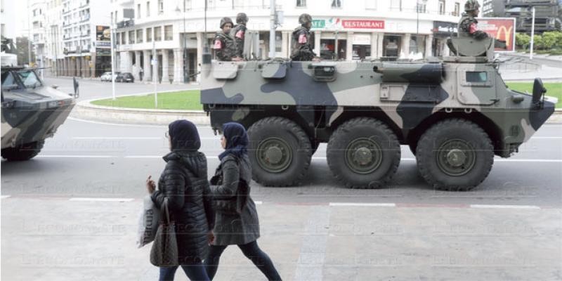 Rabat: Encore des résistances au confinement