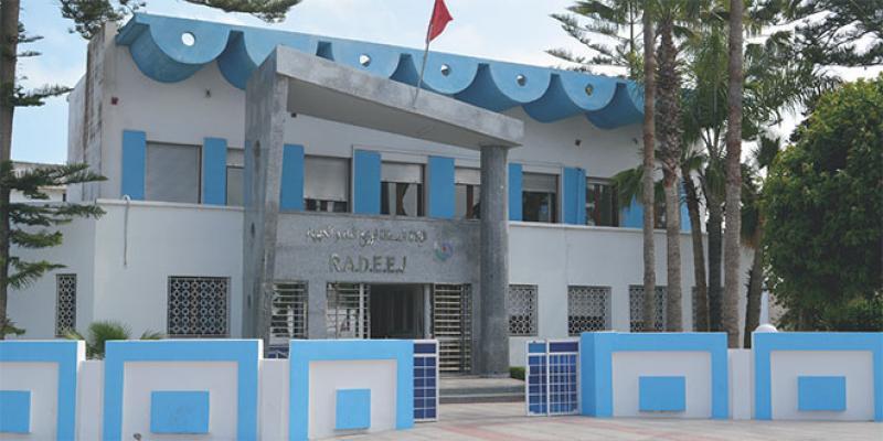 Dossier El Jadida - Electricité, eau, assainissement: Radeej au chevet du développement local
