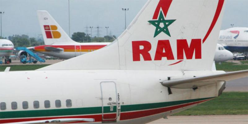 Boeing: Une commande de 8 avions pour la RAM