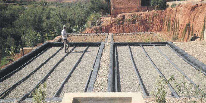 R&D dans l'assainissement: Un chercheur marocain met au point un procédé low cost
