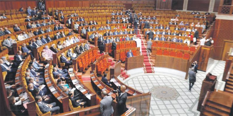 Le plan contre le coronavirus au Parlement