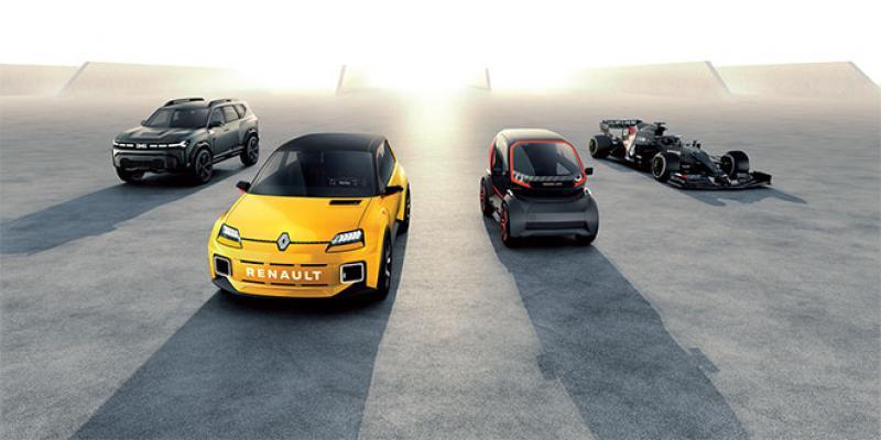 Le groupe Renault fait sa révolution