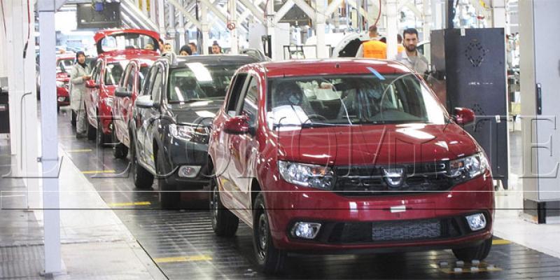 Renault Maroc: Encore un record de production