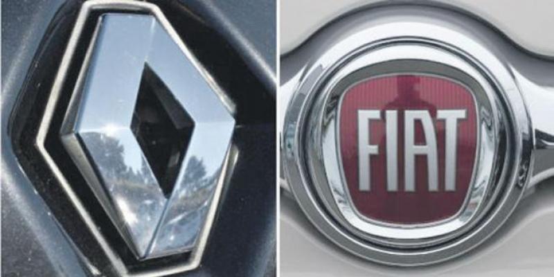 Renault-Fiat: Un géant de l'automobile dans les starting-blocks