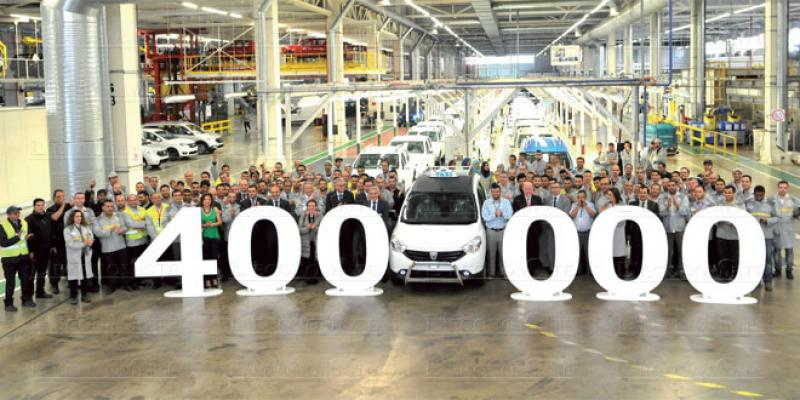 Renault fait recette avec le made in Morocco