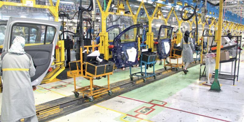 Un 6e véhicule pour l'usine Renault Tanger