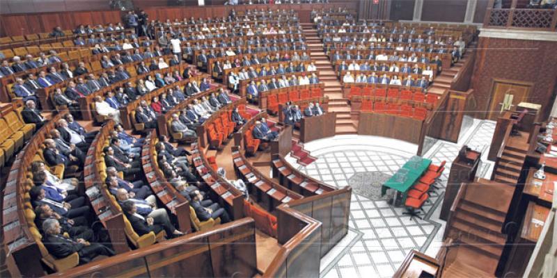 Rentrée parlementaire: El Malki secoue les députés