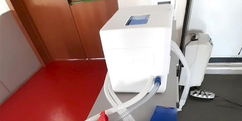Un respirateur marocain intelligent arrive!