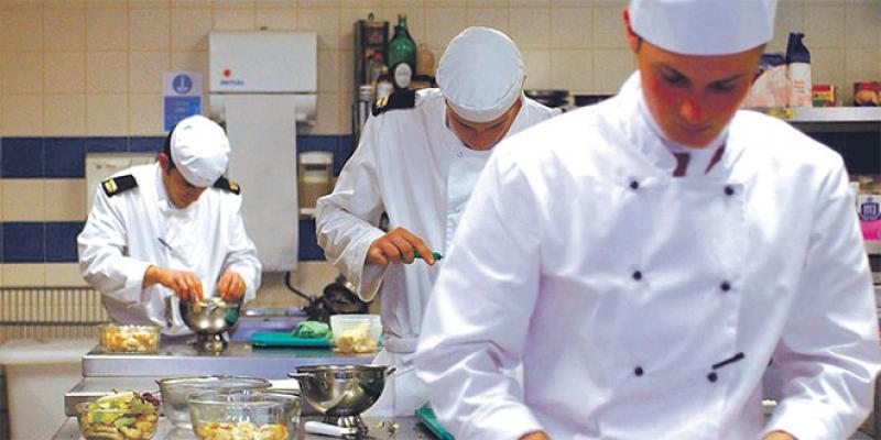 Regroupement dans la restauration collective