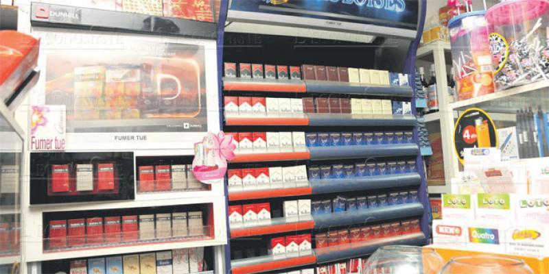 Tabac manufacturé: Des pratiques douteuses de vente de cigarettes en ligne !